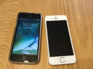 iPhoneが壊れました